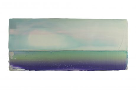 Light in a Landscape 2018 17 x 39,5 x 4 cm