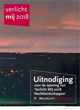 Uitnodiging Verlicht MIJ 2018 Nachtlandschappen