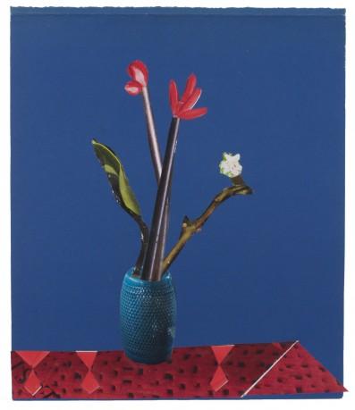 Amaryllis 2015   23,5 x 20 cm