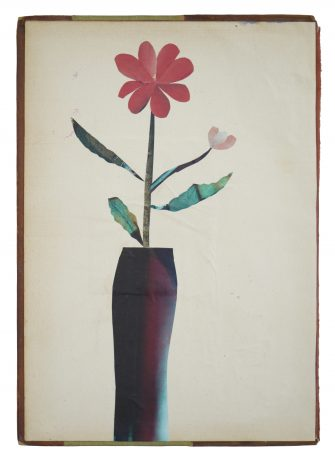Bloem 2014  29 x 21 cm  -  collectie DELA