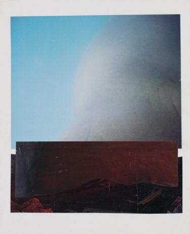 High Cloud 2016  31 x 25 cm