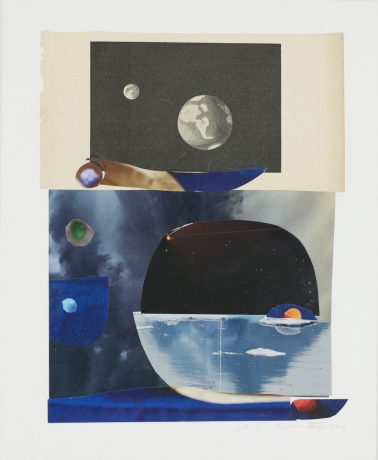 Planet Movement 2016 31 x 25 cm