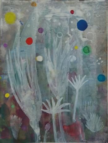 De Tuin   29 x 22 cm