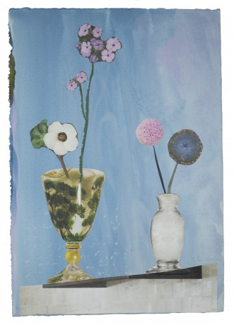 English Flowers 2014 28 x 19,5 cm. -  collection Triodos Bank