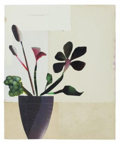Herfstbloemen 2015  33 x 27 cm