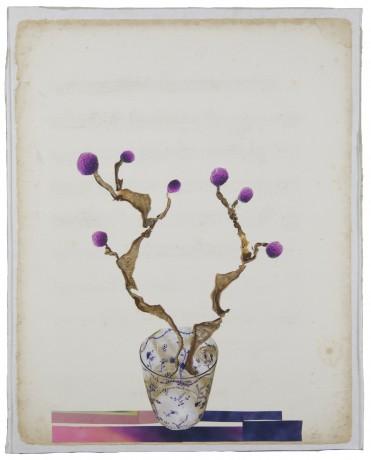 Nageire 2014 36 x 29 cm. -  collection Triodos Bank