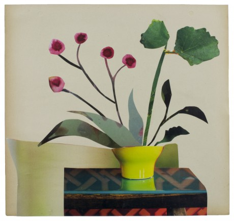Orchidee 2015  28 x 29,5 cm. -  collection Triodos Bank