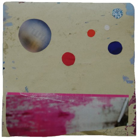 Zomer aan Zee  22 x 23 cm. -  collection Triodos Bank