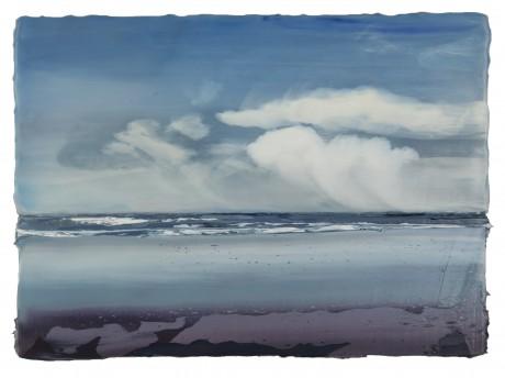 Wind aan Zee 26 x 37 cm