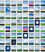 Boek 'Zon Maan Wolken' 2014