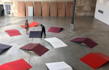 Marthe Wéry tentoonstelling BPS22 Charleroi BE