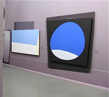JCJ van der Heyden , exhibition view museum Boijmans van Beuningen Rotterdam