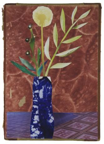 Delfts Blauw 2014  29 x 20 cm