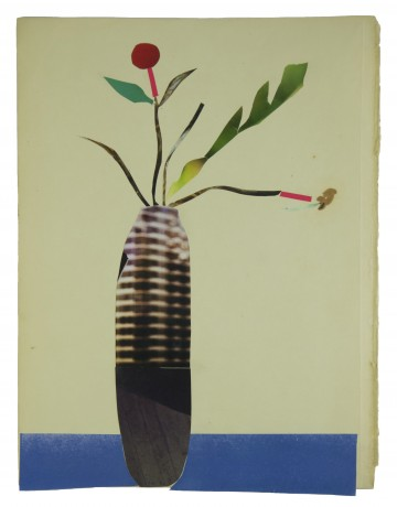 Malevich Flowers 2014  30,5 x 31,5 cm
