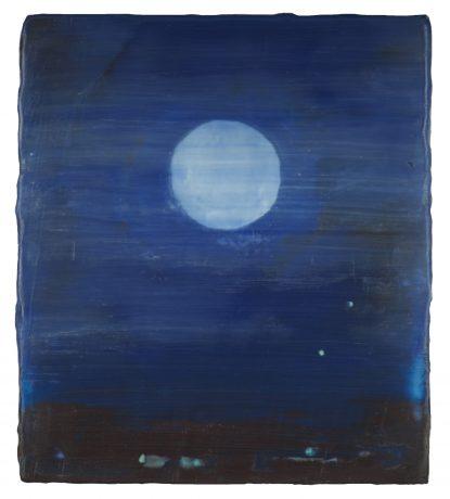 Volle Maan bij Nevel 2013